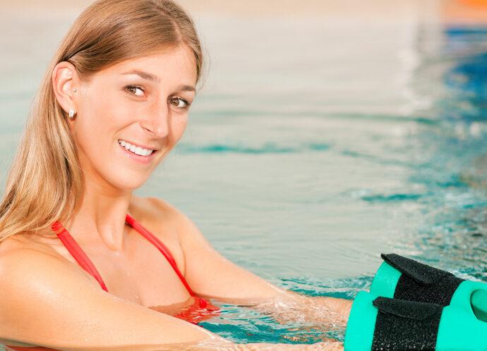 Aqua-fitnessKopfbild