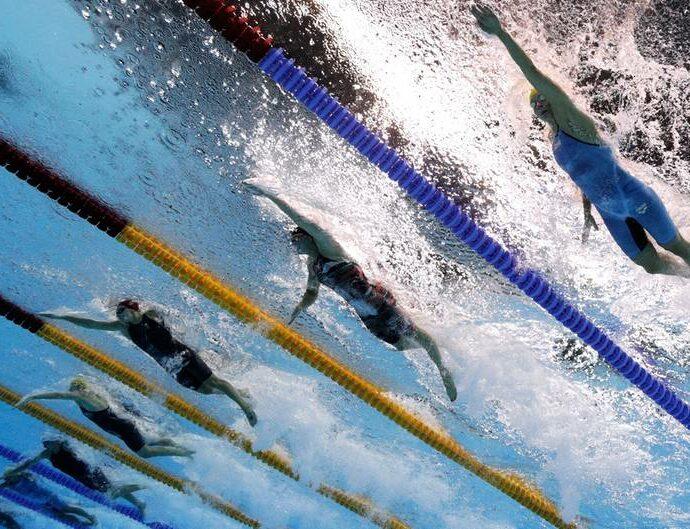 schwimmen-unentschieden
